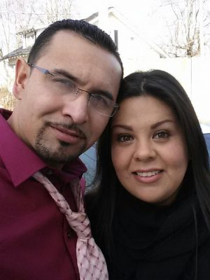 Pastors Jose Luis and Marisol Gonzalez