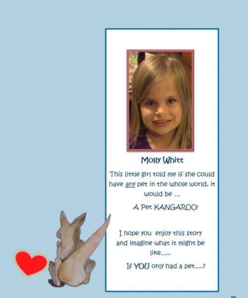 If I Only Had a Pet Kangaroo – Food Pantry Fundraiser