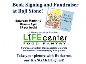 Book Fundraiser