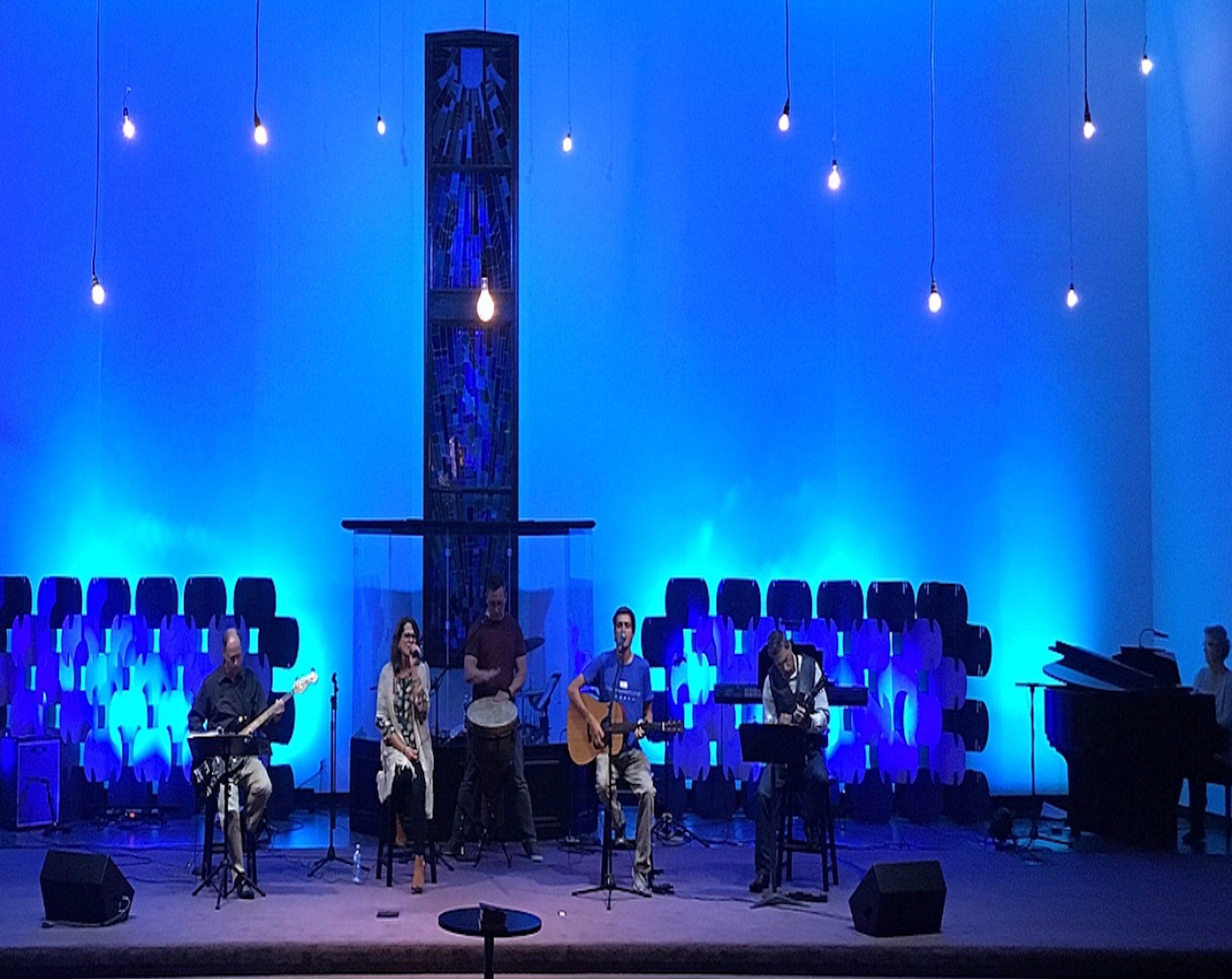 Worship Team #1